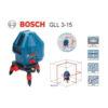 Nivela laser BOSCH GLL3-15X